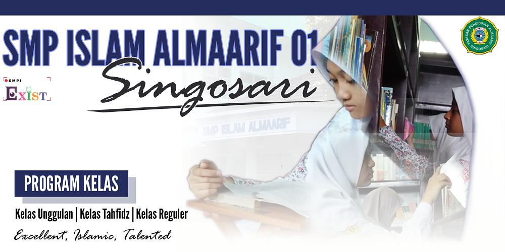 SMP Islam Almaarif 01 Singosari